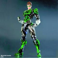 Green Lantern VARIANT Play Arts Kai