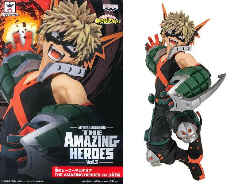 My Hero Academia: The Amazing Heroes VOL.3