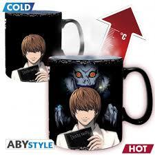 Death Note Magic Mug