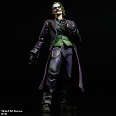The Joker Play Arts Kai