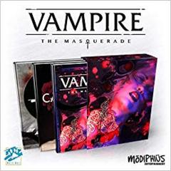 Vampire Masquerade 5th Edition KIT
