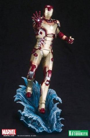 ARTFX - Iron Man 3 MARK42 1/6