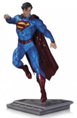 Superman Man of Steel - Statue: Superman (Kenneth Rocafort Edition)