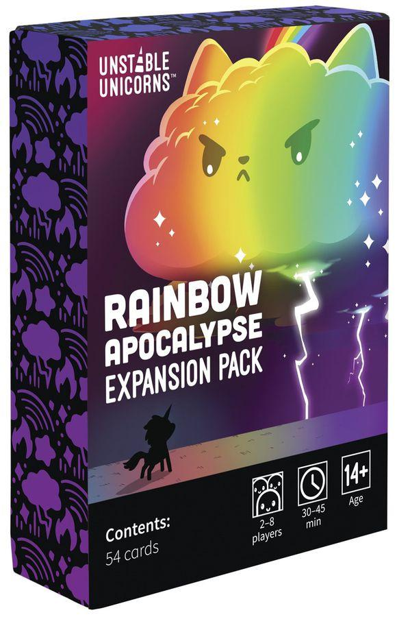 Unstable Unicorns: Rainbow Apocalypse