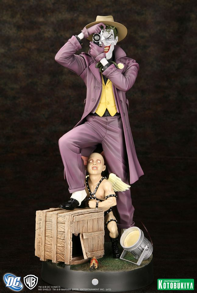 ARTFX Joker -THE KILLING JOKE- Complete Figure