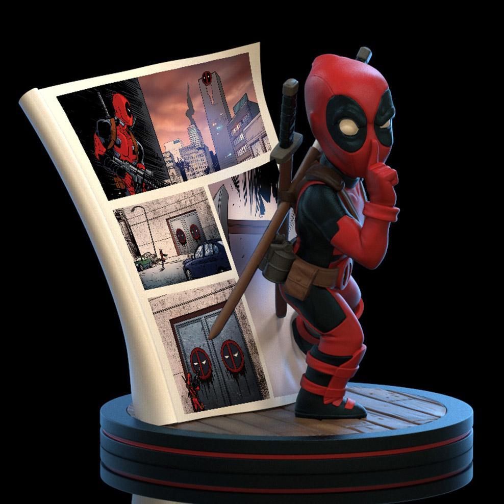Q-Fig: Deadpool 4D