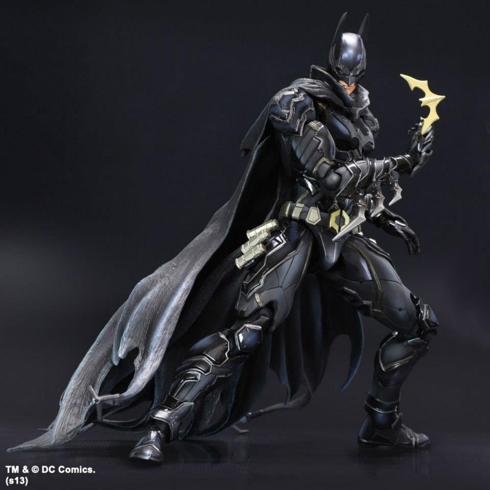 Batman VARIANT Play Arts Kai