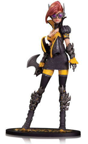 Ame Comi Steampunk Batgirl Pvc Figure