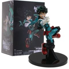 My Hero Academia: The Amazing Heroes Vol.1 Midoriya Izuku