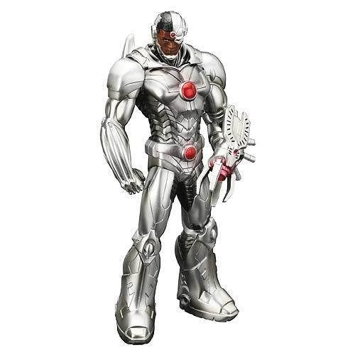 Cyborg New 52 ArtFX+ Statue