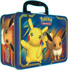 Pokemon Eevee Pikachu collector Tin