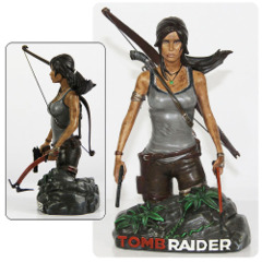 Tomb Raider Lara Croft Bust