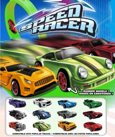 Gaslands Speed Racers Cars 1:64 by Ricochet  ( Set of 12 )