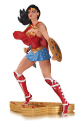 Art of War Statue - Wonder Woman (Jim Lee Ver.)