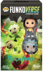 Funkoverse: Rick and Morty