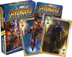 Playing Cards: Avengers Infinity War
