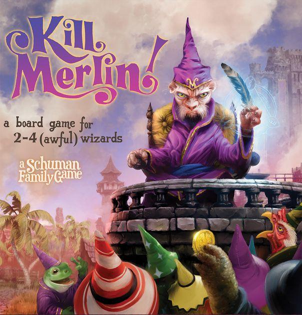 Kill Merlin!