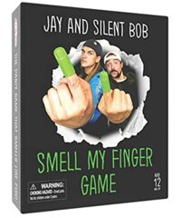 Jay and Silent Bob- Smell my finger game