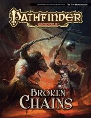 Pathfinder Module: Broken Chains (PFRPG)
