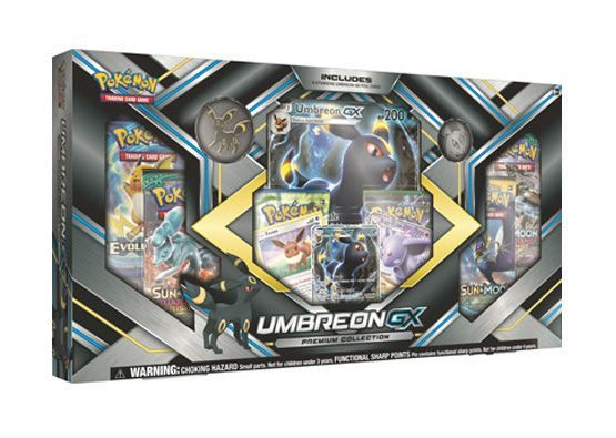 Pokemon Umbreon-GX Collectors Box