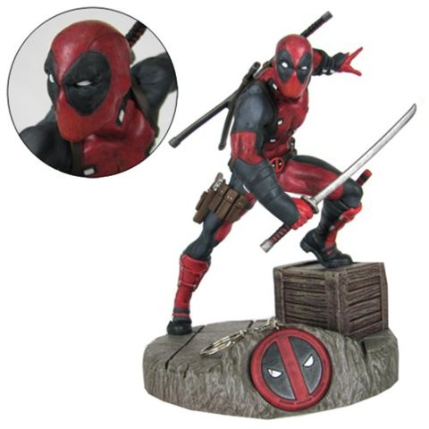 AlterEgo Marvel - Deadpool Keychain