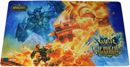 World of Warcraft - War of the Elements Playmat