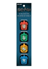Magnetic Bookmark: Harry Potter