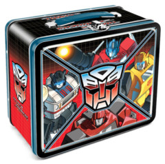 Transformers Lunch Box (Autobots)