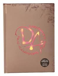Harry Potter - Dumbledores: Light Up Notebook
