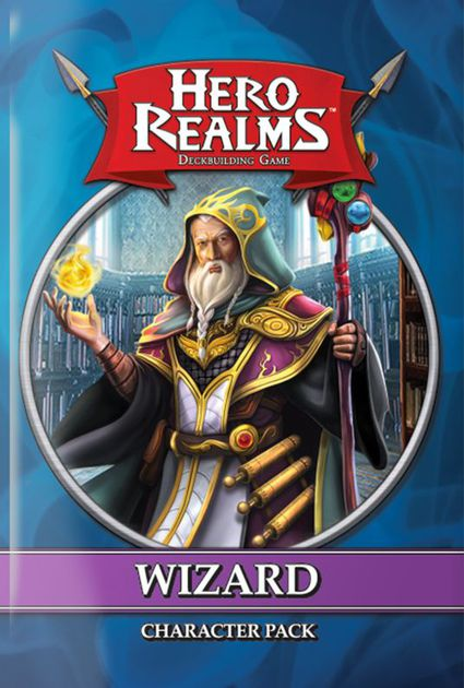 Hero Realms: Wizard