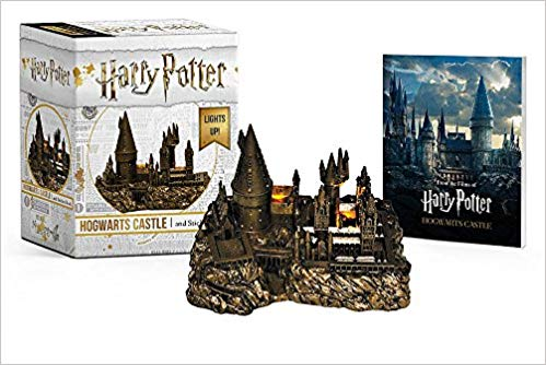 Harry Potter: Hogwarts Castle and sticker book