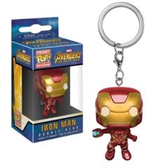 Pop! Pocket Keychain: Marvel Avengers Infinity War: Iron Man