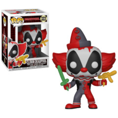 Pop! Marvel 322 Clown Deadpool