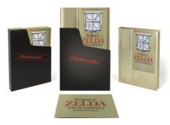 Legend Of Zelda Encyclopedia Deluxe Edition