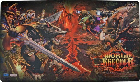 World of Warcraft - Worldbreaker Epic Collection Playmat
