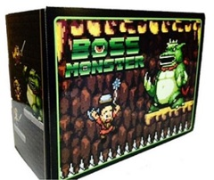 BOSS MONSTER COLLECTOR BOX W/CARDS