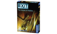 Exit The Game: The House of Riddles