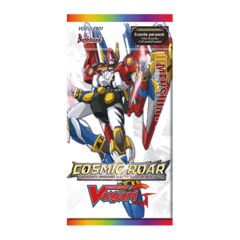 Vanguard-G-EB01 Roar of the Universe Extra Booster Pack