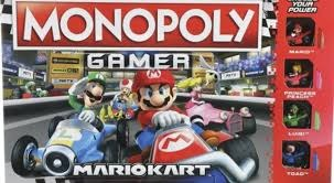 Monopoly Gamer: Mario Kart Edition