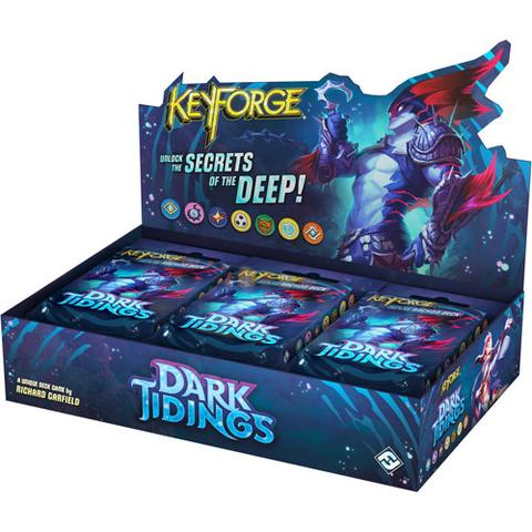KeyForge: Dark Tidings - Archon Deck Box of 12