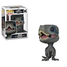 Pop! Movies; Jurassic World 586: Blue