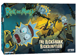 The Rickshank Rickdemption