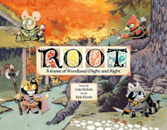 Root: A Game of Woodland and Right