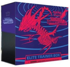 Sword & Shield - Darkness Ablaze Elite Trainer Box