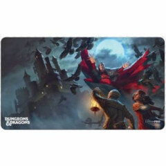 D&D Cover Series - Van Richten's Guide to Ravenloft Playmat