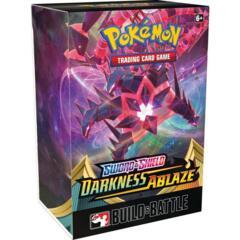 Sword & Shield - Darkness Ablaze Build and Battle Box