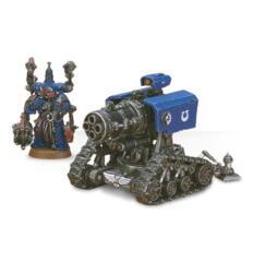 Space Marine Thunderfire Cannon