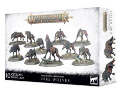 Soulblight Gravelords - Dire Wolves
