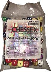 Chessex: Pound-o-d6's CHX 001d6