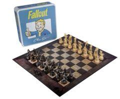 Fallout Chess Set
